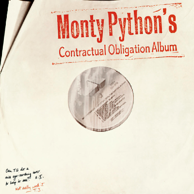 Monty Python's Contractual Obligation Record