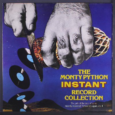 Monty Python Instant Record Collection UK