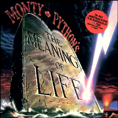 Monty Python's Meaning of Life album (1983)