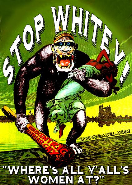 Stop Whitey!